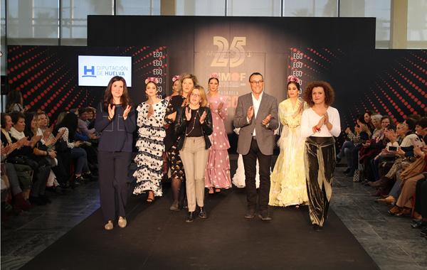 6df57afbb Que Sea De Huelva | Noticias | La moda flamenca onubense muestra ya ...